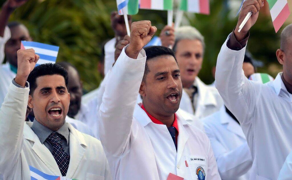 Medici Cubani in Italia